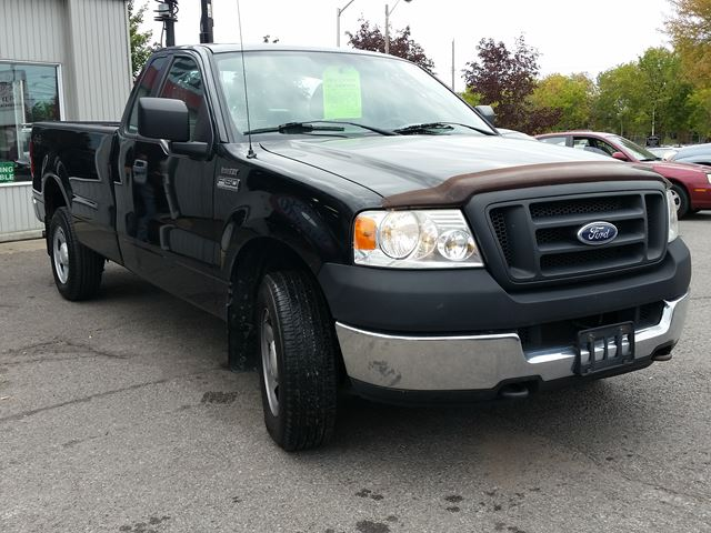2005 ford f 150 xl ottawa ontario used car for sale. Black Bedroom Furniture Sets. Home Design Ideas