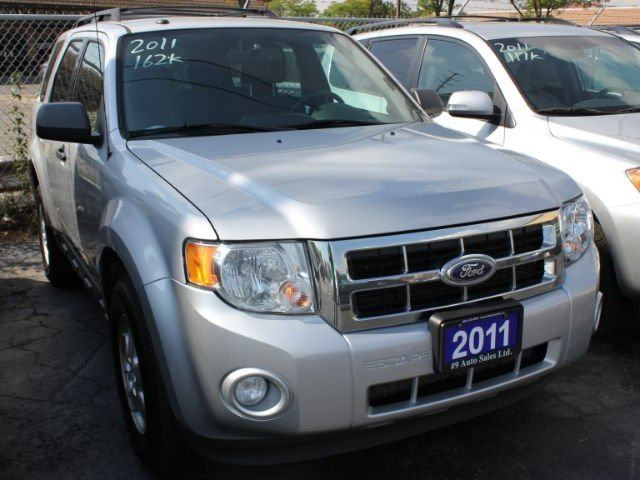 2011 ford escape xlt silver 9 auto sales. Cars Review. Best American Auto & Cars Review