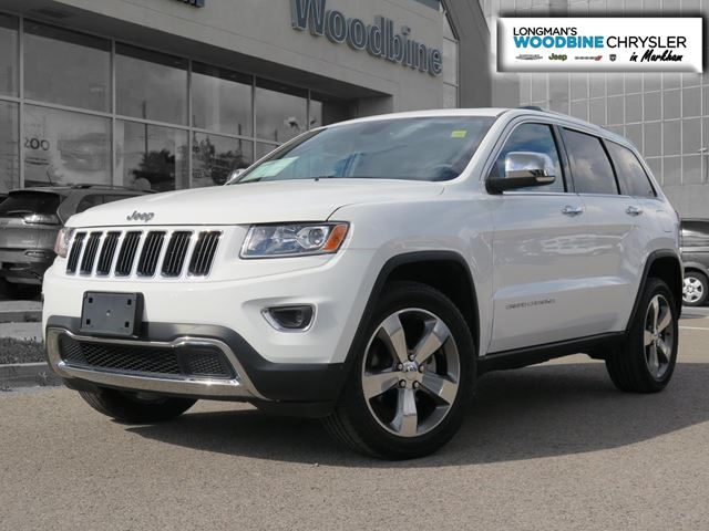 2015 jeep grand cherokee limited markham ontario used car for sale 2283797. Black Bedroom Furniture Sets. Home Design Ideas