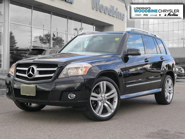 2010 mercedes benz glk350 4matic black woodbine chrysler for 2010 mercedes benz glk