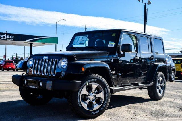 2016 jeep wrangler unlimited sahara thornhill ontario new car for sale 2283574. Black Bedroom Furniture Sets. Home Design Ideas