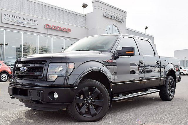 2013 ford f 150 fx4 nav leather sunroof sony audio tow pkg. Black Bedroom Furniture Sets. Home Design Ideas