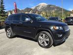 2015 Jeep Grand Cherokee Limited Nav Sunroof Low Kms in Canmore, Alberta