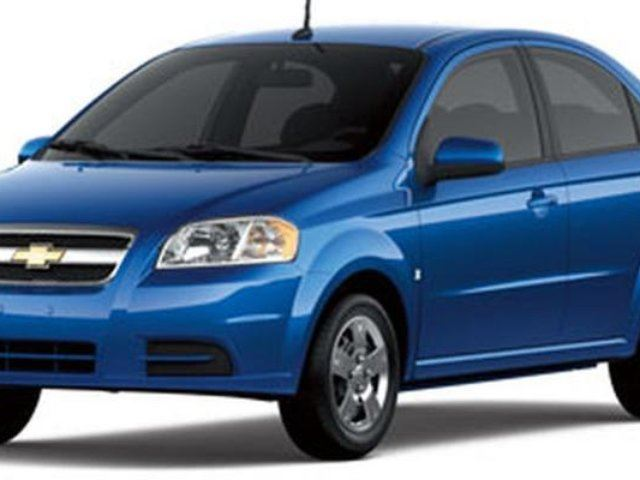 2009 CHEVROLET AVEO           in Dawson Creek, British Columbia