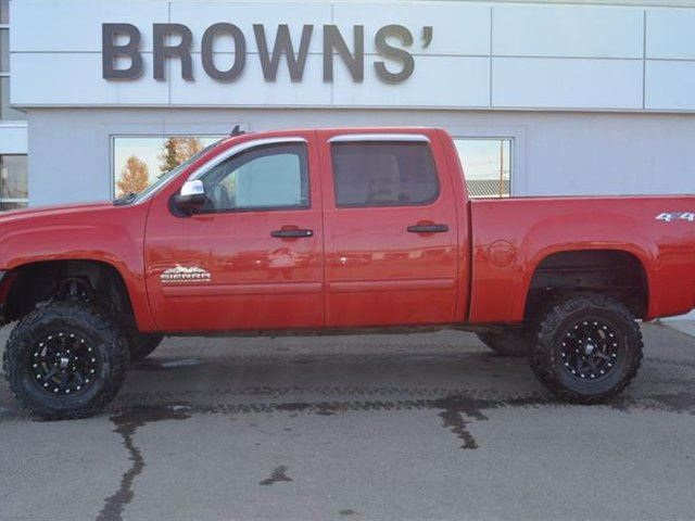 2012 GMC SIERRA 1500 SL in Dawson Creek, British Columbia