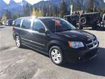 2015 Dodge Grand Caravan Crew Leather Loaded low kms in Canmore, Alberta