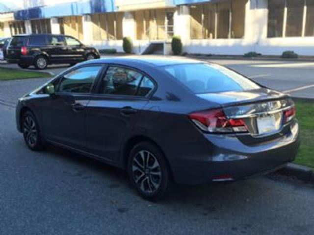 honda civic ex with sunroof and alloys only 3500 km in mississauga