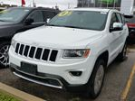 2015 Jeep Grand Cherokee Limited 4x4 in Vaughan, Ontario