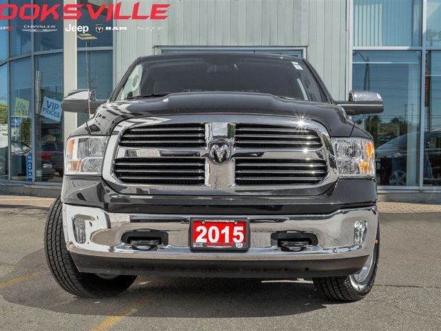 2015 dodge ram 1500 big horn crew cab mississauga ontario used car for sale 2285532. Black Bedroom Furniture Sets. Home Design Ideas