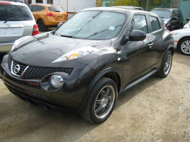 2012 nissan juke sv 4dr all wheel drive brown 780cars. Black Bedroom Furniture Sets. Home Design Ideas