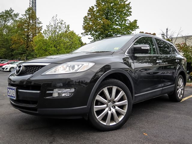 2009 mazda cx 9 mississauga ontario used car for sale. Black Bedroom Furniture Sets. Home Design Ideas