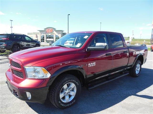 2015 dodge ram 1500 outdoorsman ecodiesel 4x4 mascouche quebec used. Black Bedroom Furniture Sets. Home Design Ideas