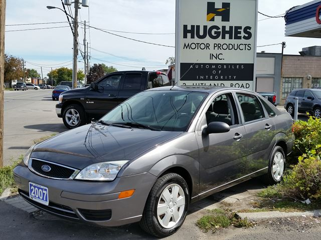 2007 Ford Focus Se Toronto Ontario Used Car For Sale