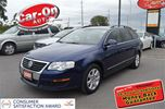 2007 Volkswagen Passat 2.0T WAGON W/LEATHER + SUNROOF in Ottawa, Ontario