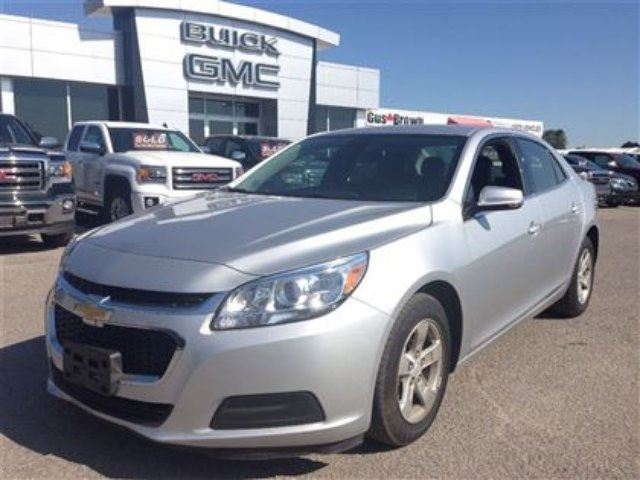 2015 chevrolet malibu port perry ontario car for sale 2284268. Black Bedroom Furniture Sets. Home Design Ideas
