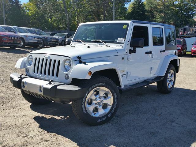 2015 jeep wrangler unlimited sahara huntsville ontario new car for. Cars Review. Best American Auto & Cars Review