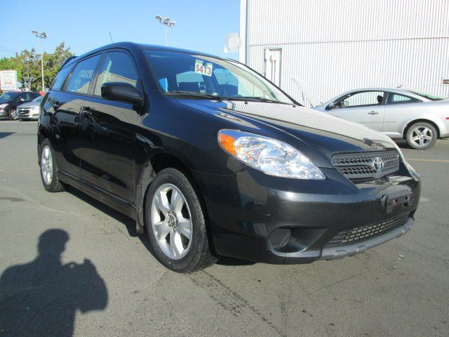 2008 toyota matrix xr victoria british columbia car for sale 2289015. Black Bedroom Furniture Sets. Home Design Ideas