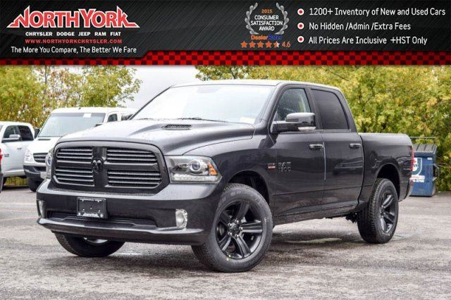 2016 dodge ram 1500 sport thornhill ontario new car for sale 2289314. Black Bedroom Furniture Sets. Home Design Ideas