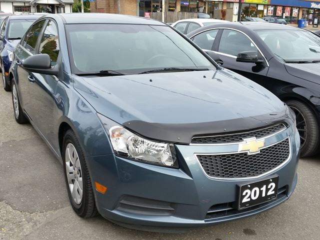 2012 chevrolet cruze ls w 1sb brampton ontario used. Black Bedroom Furniture Sets. Home Design Ideas