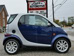 2005 Smart Fortwo Passion Coupe Diesel in Jarvis, Ontario