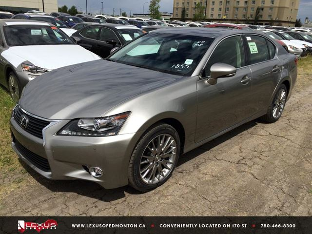 2015 lexus gs 350 edmonton alberta used car for sale 2290701. Black Bedroom Furniture Sets. Home Design Ideas