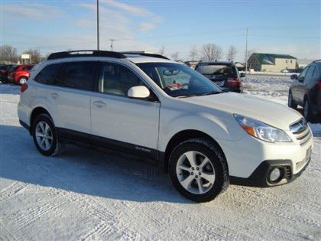 2014 subaru outback 3 6r limited awd w tech package winnipeg manitoba used car for sale. Black Bedroom Furniture Sets. Home Design Ideas