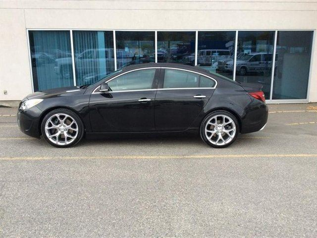 2014 BUICK REGAL GS in Vernon, British Columbia