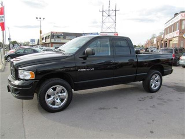 2003 Dodge Ram 1500 Slt 4x4 4 7l V8 20 39 39 Chrome Wheels