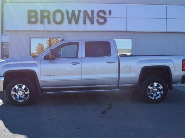 2015 GMC SIERRA 2500  SLE in Dawson Creek, British Columbia