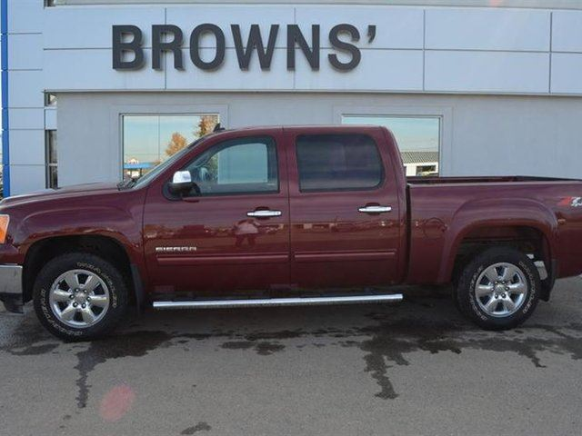 2013 GMC SIERRA 1500 SLE in Dawson Creek, British Columbia