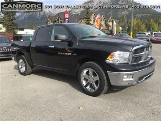 2012 DODGE RAM 1500 SLT Only 44000 KMS in Canmore, Alberta