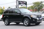 2009 Ford Escape 4WD ONLY 98K! **LIMITED MODEL** LEATHER/CHROME WHEELS in Scarborough, Ontario