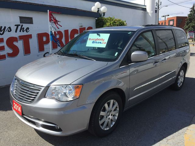 Scarborough Town Chrysler Used Car Inventory