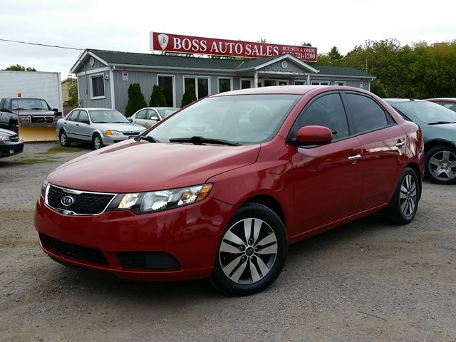 2013 kia forte ex oshawa ontario used car for sale. Black Bedroom Furniture Sets. Home Design Ideas