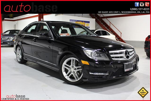 2012 mercedes benz c class c300 4matic navi premium for Mercedes benz c300 4matic 2012