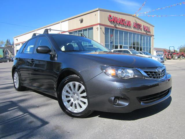 2009 subaru impreza awd alloys loaded grey. Black Bedroom Furniture Sets. Home Design Ideas