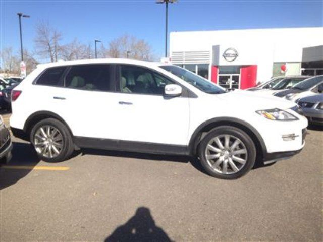 2009 mazda cx 9 gt calgary alberta used car for sale. Black Bedroom Furniture Sets. Home Design Ideas