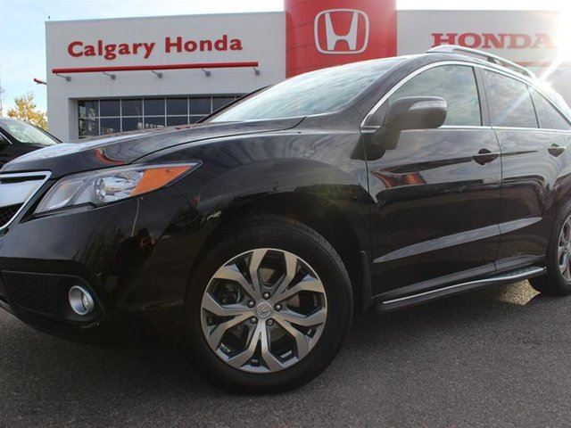 2015 acura rdx tech at calgary alberta used car for sale 2292973. Black Bedroom Furniture Sets. Home Design Ideas