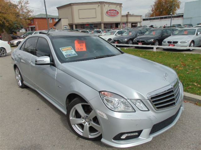 2011 mercedes benz e class e350 bluetec panoramic diesel for Mercedes benz scarborough