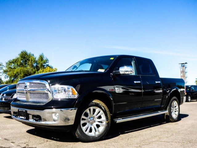 2016 dodge ram 1500 longhorn crew cab 4x4 thornhill. Black Bedroom Furniture Sets. Home Design Ideas