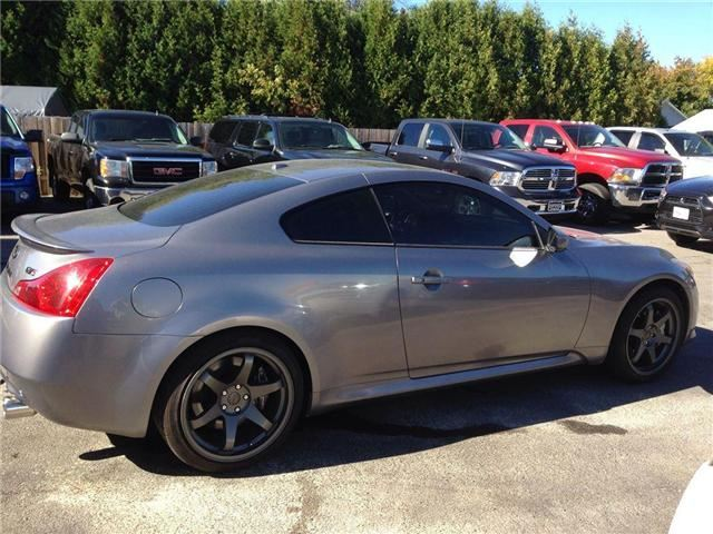 2008 infiniti g37 sport north bay ontario used car for. Black Bedroom Furniture Sets. Home Design Ideas