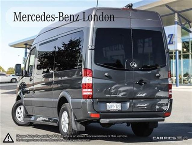 2015 mercedes benz sprinter conversion van london for Mercedes benz conversion van