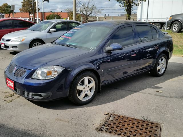 2009 pontiac g5 se w 1sb blue br auto sales. Black Bedroom Furniture Sets. Home Design Ideas