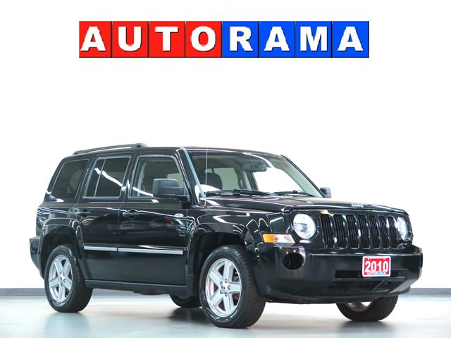2010 jeep patriot sport pkg 4wd black autorama. Black Bedroom Furniture Sets. Home Design Ideas