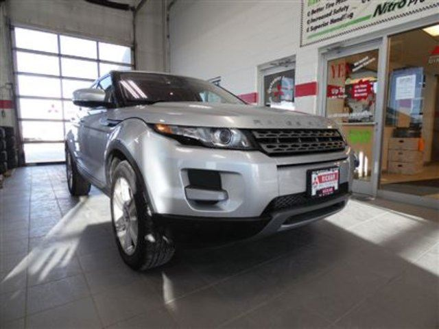 2012 LAND ROVER RANGE ROVER EVOQUE - in Winnipeg, Manitoba