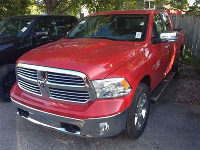 2016 dodge ram 1500 big horn 4x4 hemi quad cab milton ontario used car for sale 2295015. Black Bedroom Furniture Sets. Home Design Ideas
