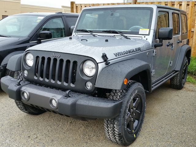 2016 jeep wrangler unlimited sport 4x4 milton ontario new car for. Black Bedroom Furniture Sets. Home Design Ideas