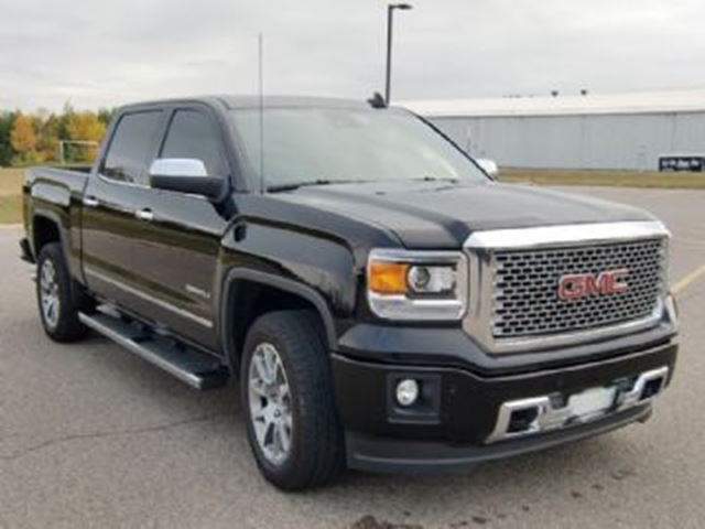 2015 gmc sierra 1500 mississauga ontario used car for sale. Black Bedroom Furniture Sets. Home Design Ideas