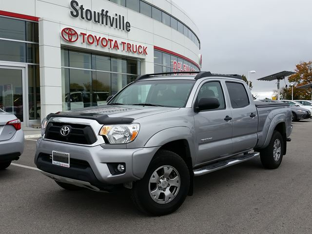 ta a 4x4 double cab v6 sr5 power package   stouffville toyota
