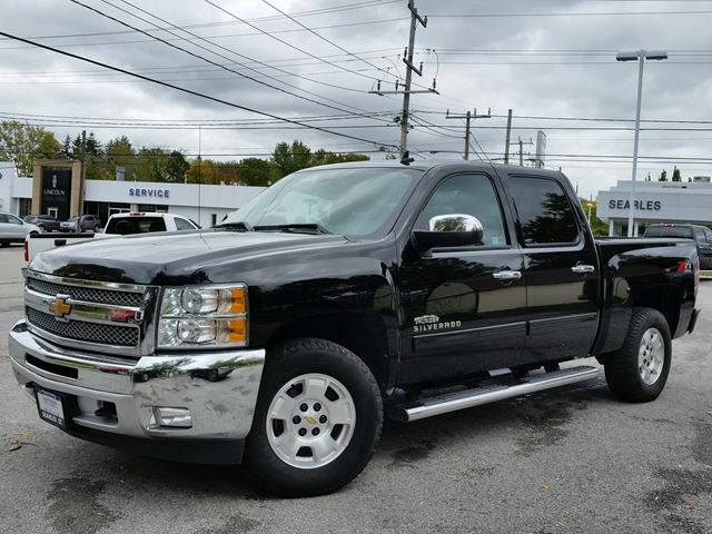 2013 chevrolet silverado 1500 lt thunder 4x4 caledonia ontario used. Cars Review. Best American Auto & Cars Review